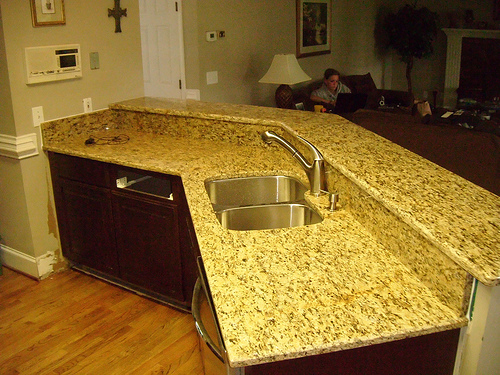 Pictures Of Granite Countertops