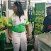 Tiwa Savage stepped in out in a Forte Oil top!
