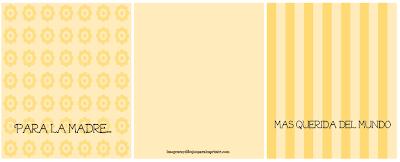 Imprimir frases con imagenes para mama