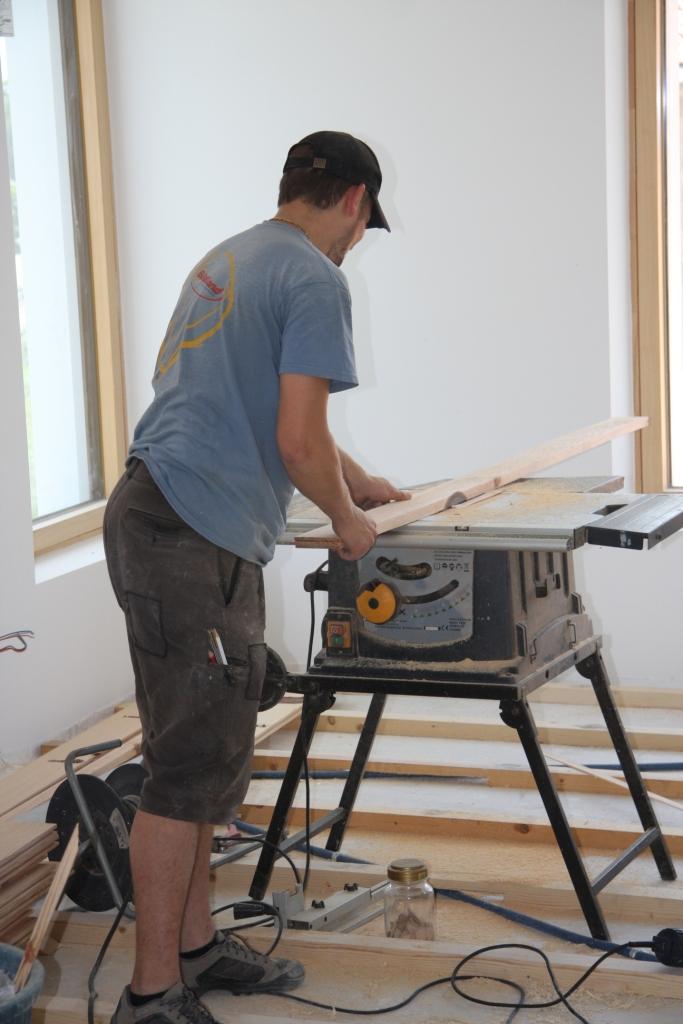 maison passive au pays basque le second oeuvre suit sont court. Black Bedroom Furniture Sets. Home Design Ideas