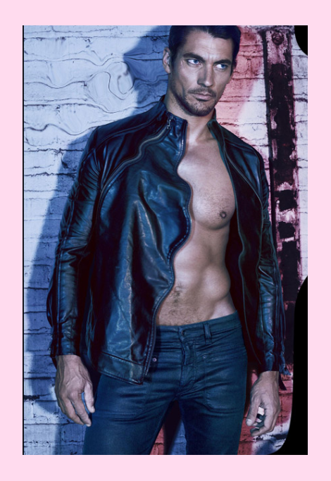 David Gandy is a Hunter & Gatti 'GOD'