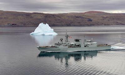 la proxima guerra operacion nanook oceano artico
