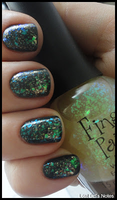 forest nymph manicure