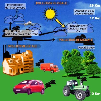 l 39 environnement dans nos vies les consequences de la pollution sur la sante humaine et sur l. Black Bedroom Furniture Sets. Home Design Ideas