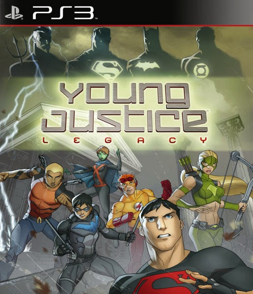 Download Young Justice Legacy PS3