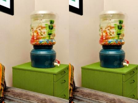 How to Make a Gallon Aquarium of the Former