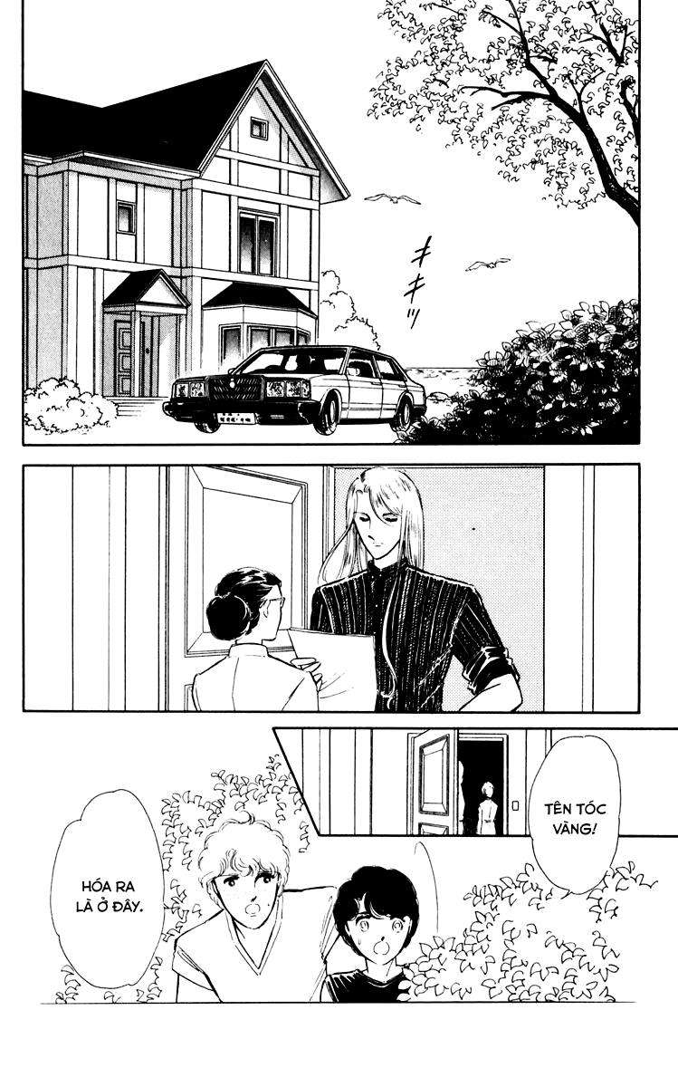 Umi no Yami, Tsuki no Kage chap 37 - Trang 28