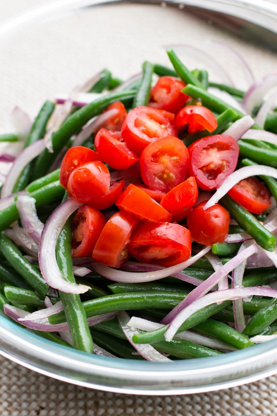 Lake Shore Lady: String Bean Salad