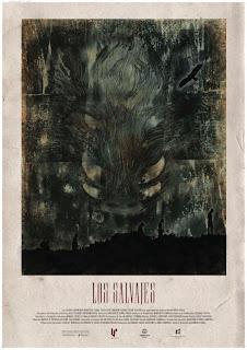 Ver online: Los salvajes (2012)