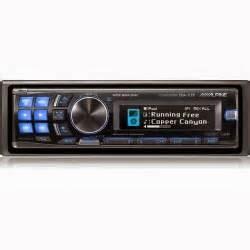 Head unit - unit kepala yaitu panel kontrol utama dari system audio