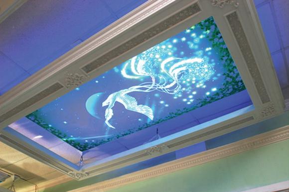 lampu plafon rumah led