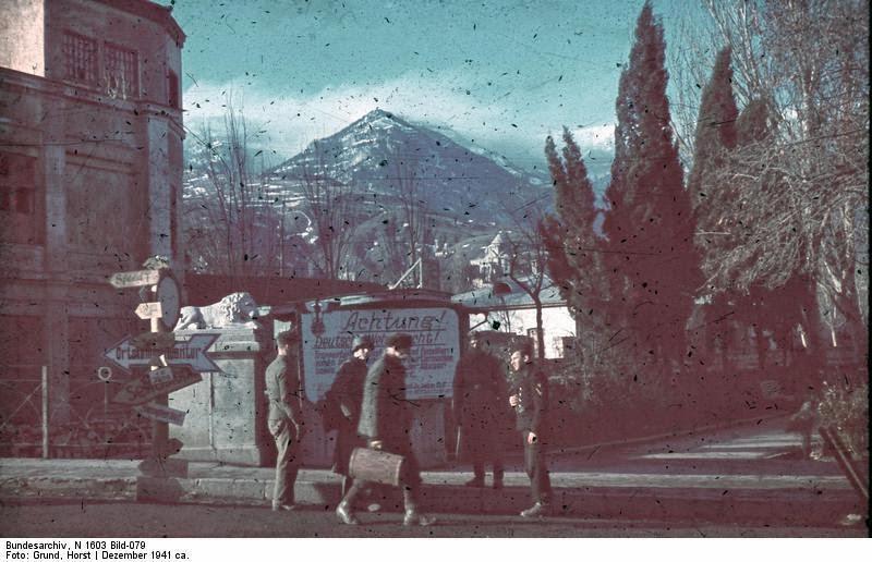 Крым во время Второй мировой войны