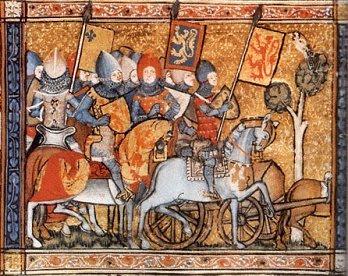 Room 5 World History: Medieval Knights