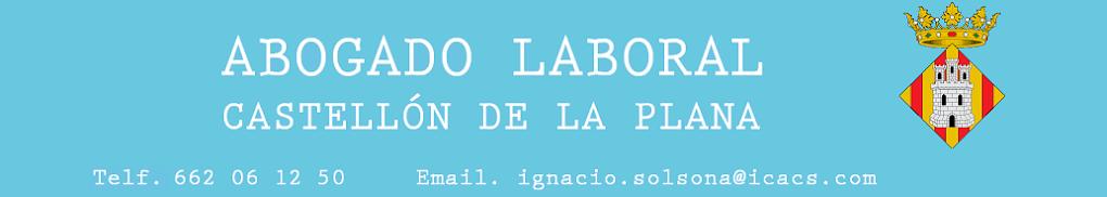 Abogado Laboral en Castellón