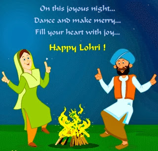 Happy Lohri 2014 Poems Poetry for Kids Children