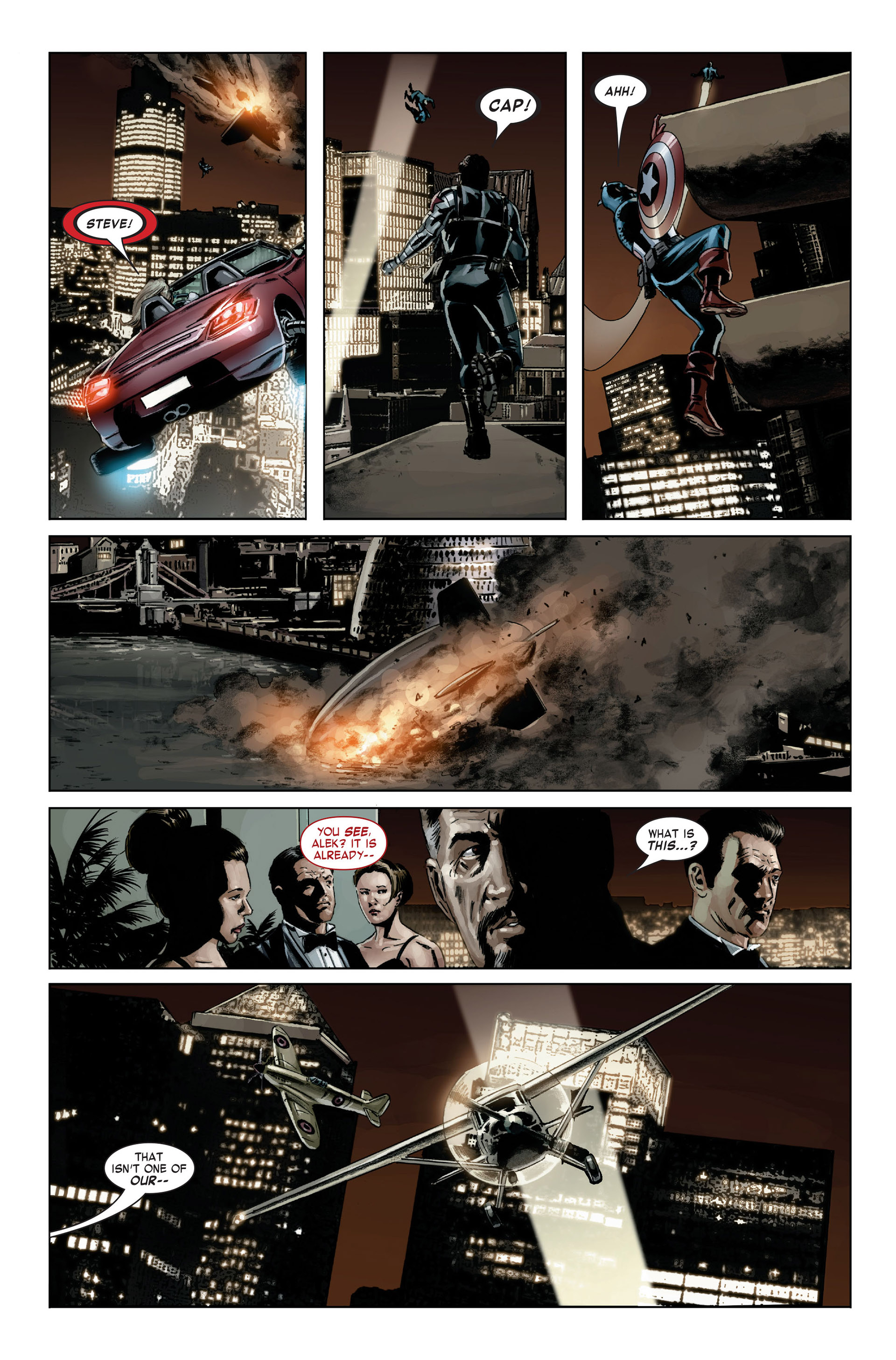 Captain America (2005) Issue #20 #20 - English 20
