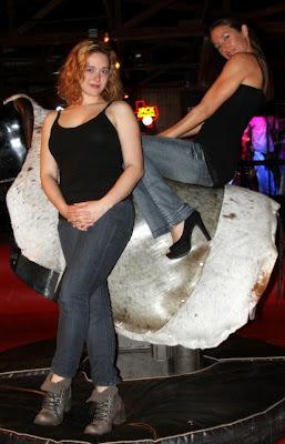 Terissa Kelton & Lacey Hernandez