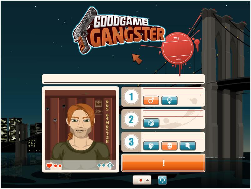 Game : Gangster