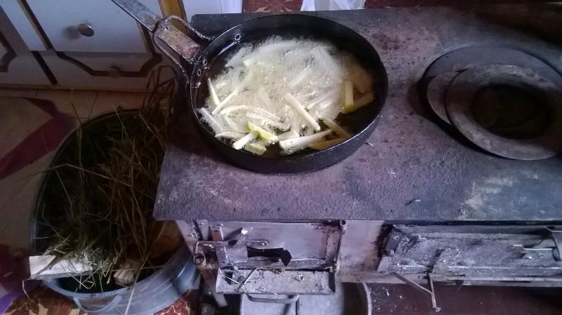 Kuzinede Patates Kızartma Tarifi