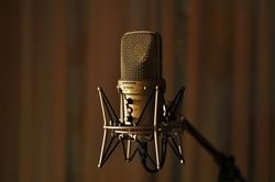 Mikrophon...