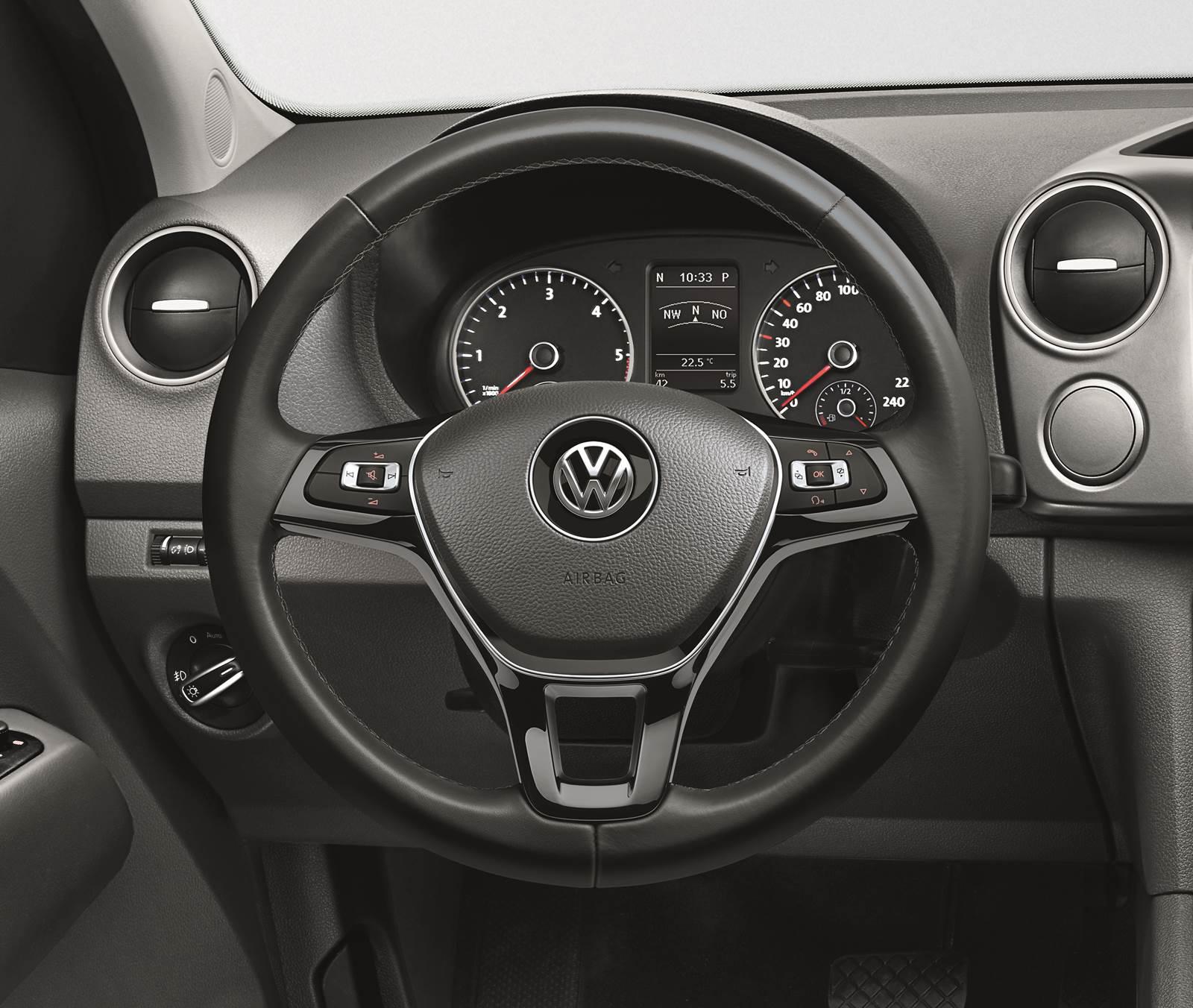Volkswagen Amarok 2015