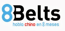 Aprender chino en 8 meses con 8Belts.com