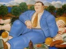 Botero y otros pintores latinoamericanos se adueñan del centro de China