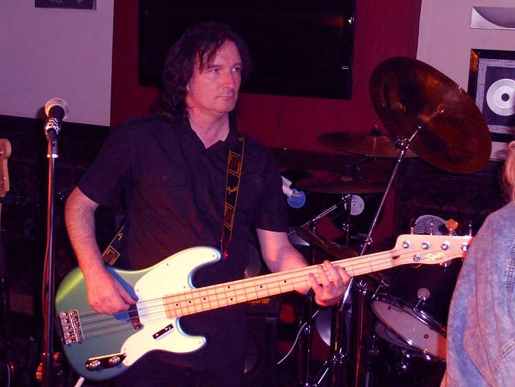 Squier CV 50's P bass