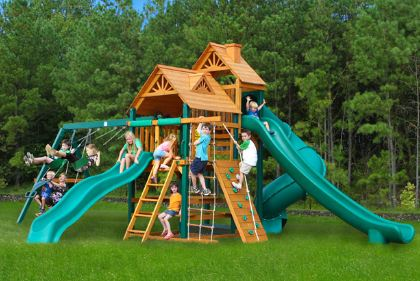 These Distractions Prevent Them From Getting The Much Needed Exercise For  Their Bodies. Having Playground Equipment In Your Own Backyard Can  Encourage Kids ...