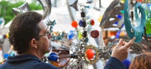 MAIN ST. Fort Worth Arts Festival, Known as the Crown Jewel of Texas' events, Opens This Week