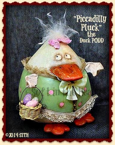"""The """"Plucky Ducky"""""""