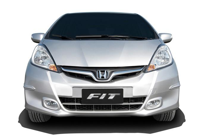 auto Honda Fit 2014