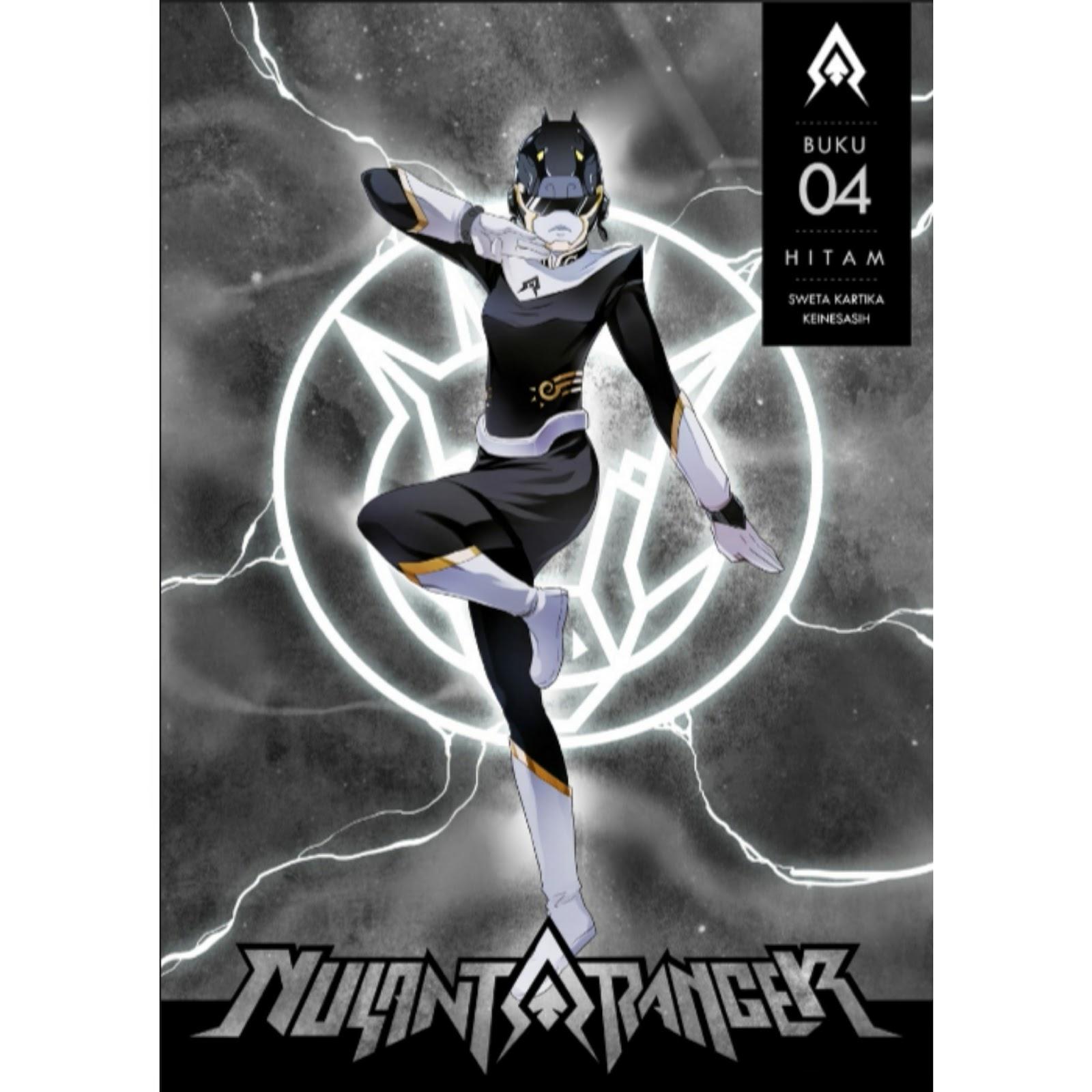 6 Momen 'wih!' Di Chapter 14 Nusantaranger : Jiwa
