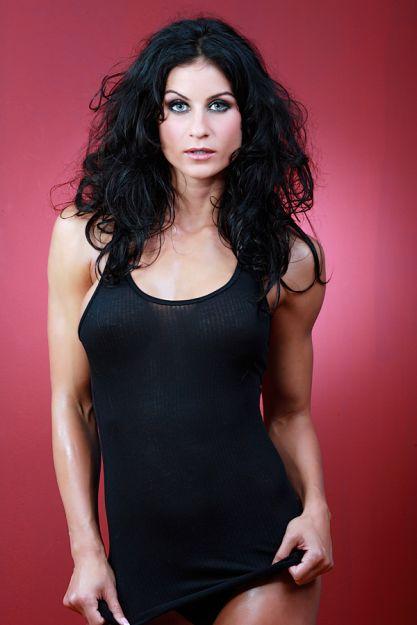 Maria Rogers - Fitness ModelMaria Rogers Figure