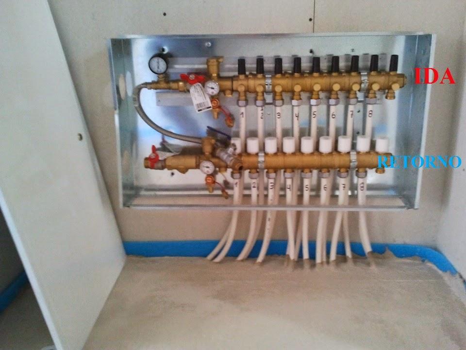 Tom seficiencia suelo radiante el sistema de calefacci n - Calefaccion radiante ...