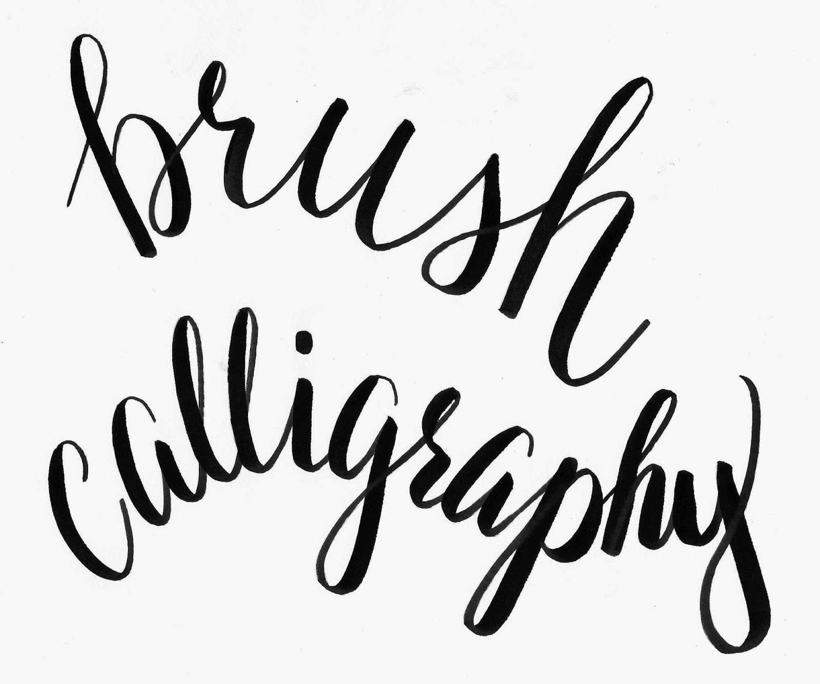 Paper crown brush calligraphy classes are a huge hit