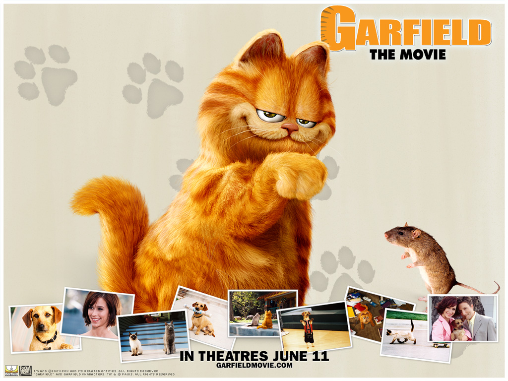Gambar Garfield