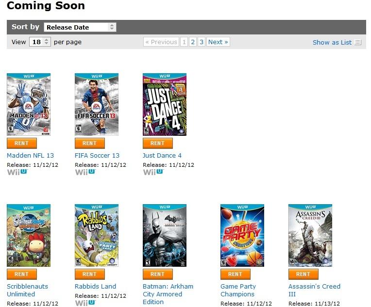 Wii U Games List : Wii u games price list download free software programman ur