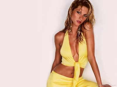 Actress Gisele Bundchen HD Wallpaper-07-1440x1280