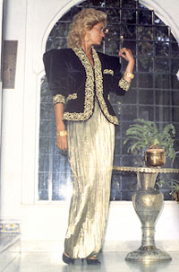 الملابس التقليدية
