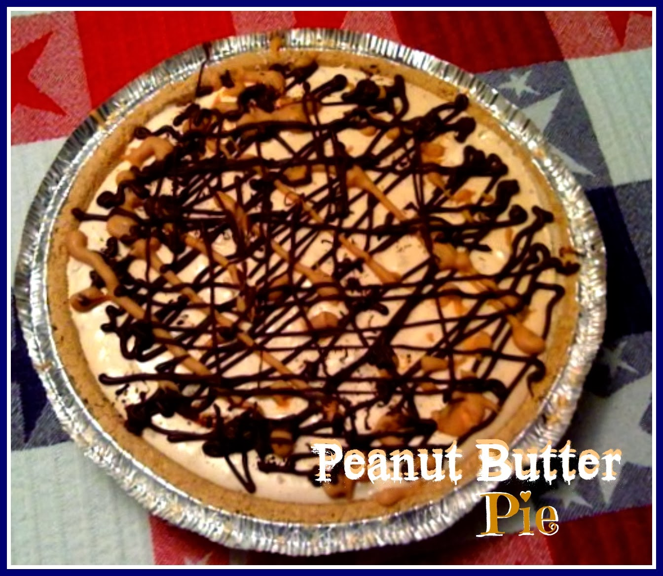 Sweet Tea and Cornbread: Peanutiest Peanut Butter Pie!