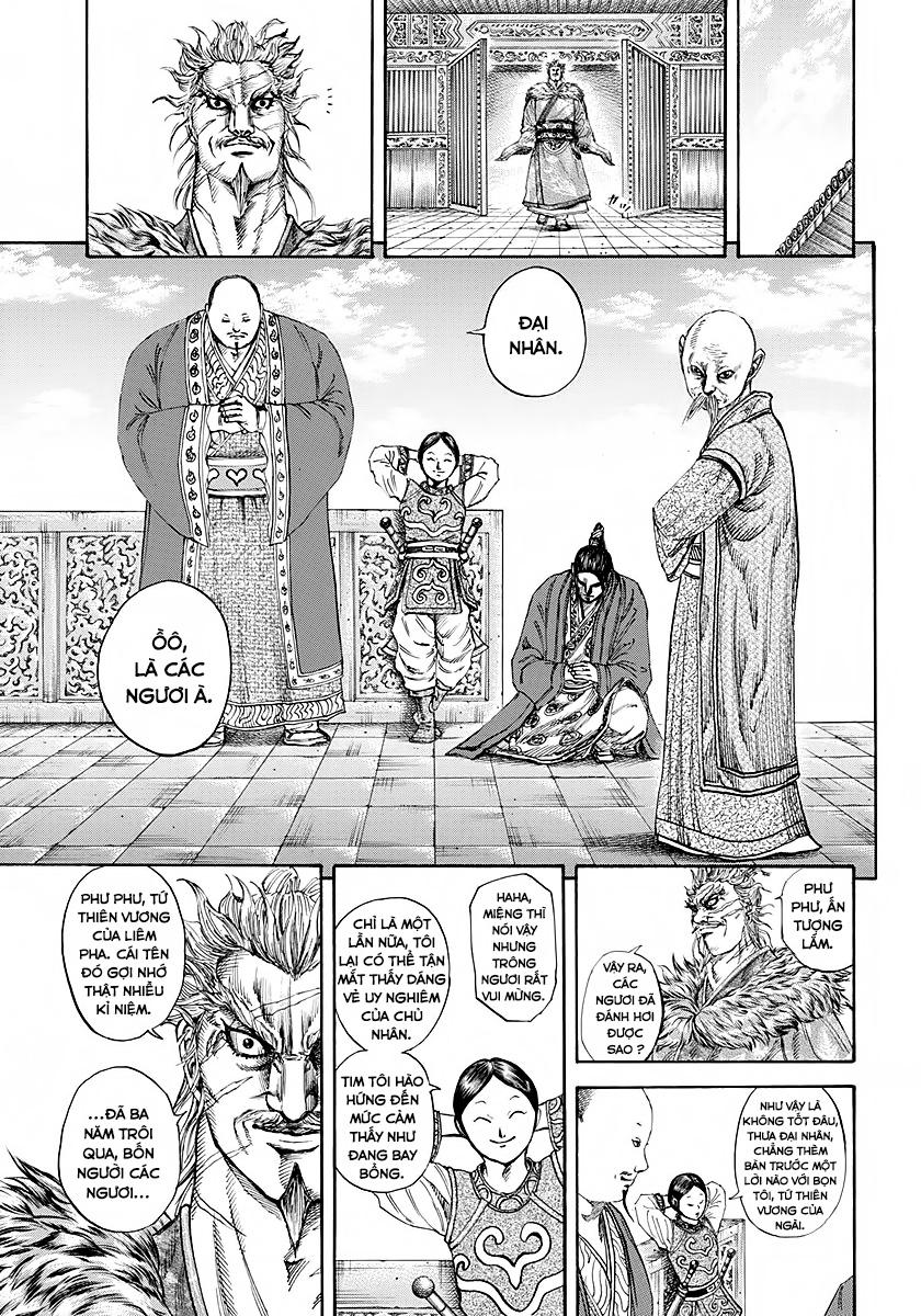 Kingdom - Vương Giả Thiên Hạ Chapter 194 page 17 - IZTruyenTranh.com