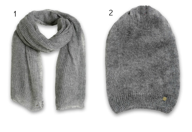 esprit winter scarves gloves
