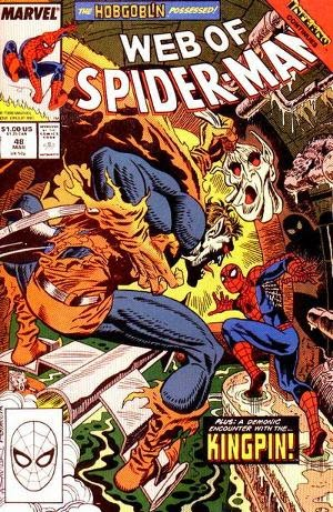 Web of Spider-Man #48 pic