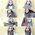 Contoh Kreasi Hijab Termudah dan Tercepat untuk Dikreasikan