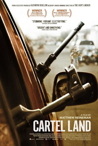 Cartel Land (BRRip 720p Dual Latino / Ingles) (2015)
