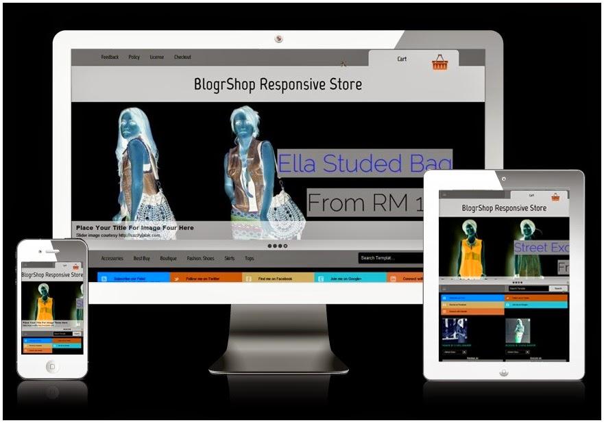 Perlukah Blog Bertukar Kepada Responsive Template