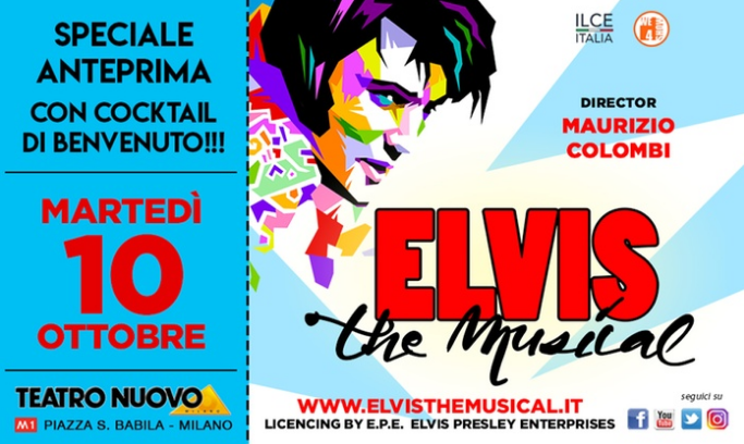 Elvis The Musical - Anteprima