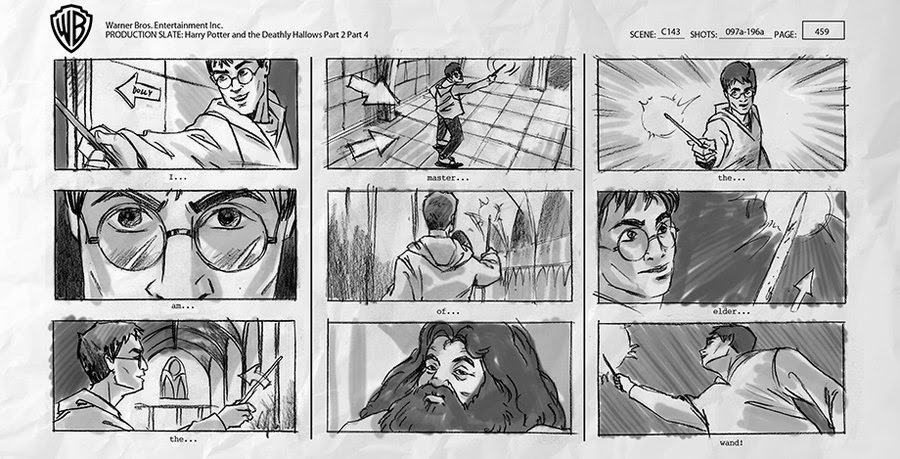 Jayne Dowell Media A2: Story Boards