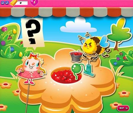 Candy Crush Saga 741-755